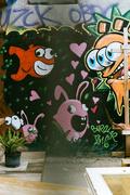 18th Apr 2016 - Graffiti