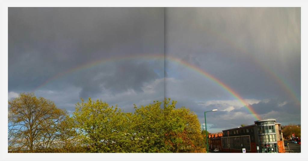 Rainbows by oldjosh