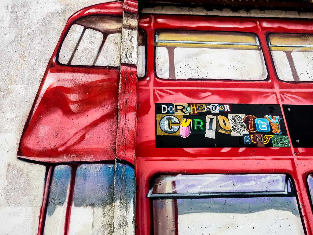 Curious Bus by dorsethelen