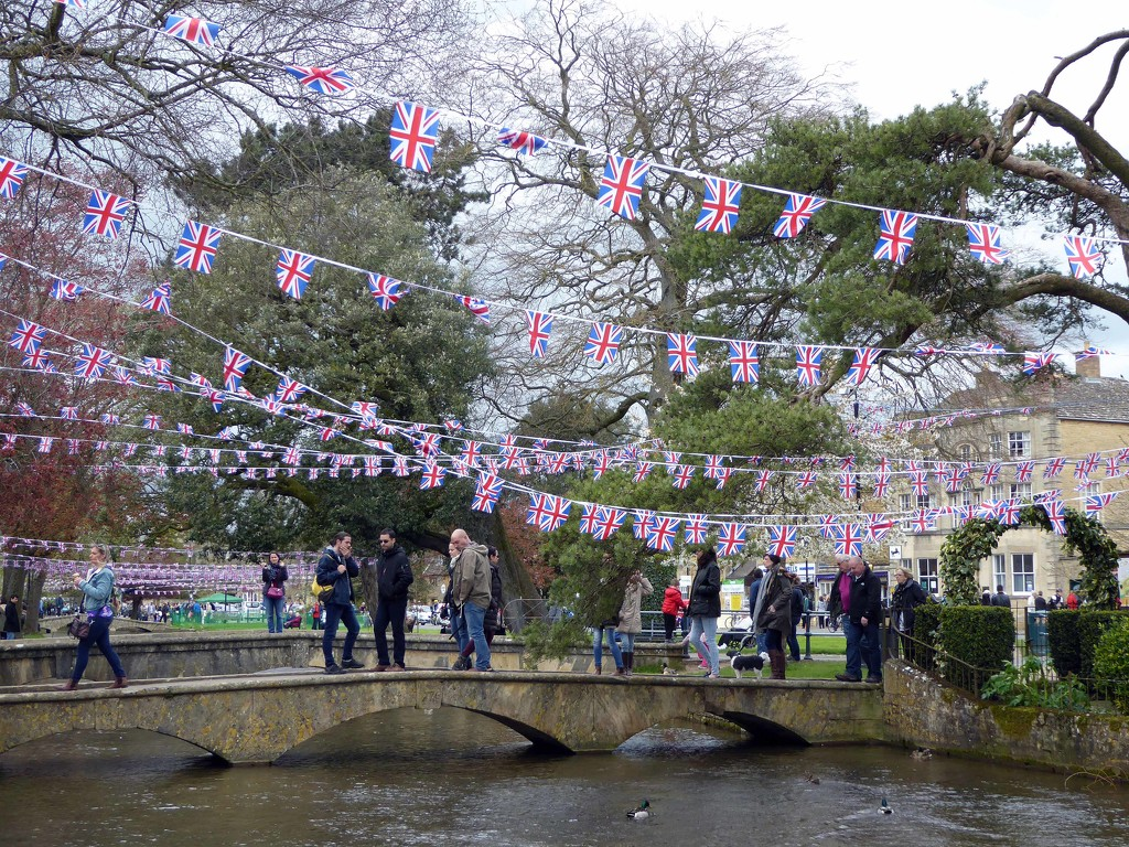 May Day - Bourton on the Water by cmp