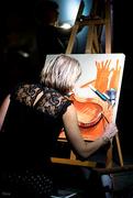 7th May 2016 - Artists at work