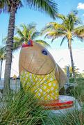 7th May 2016 - Beach sculpture