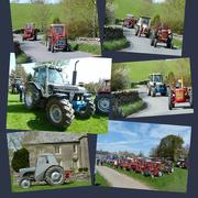 8th May 2016 - Tractor run.