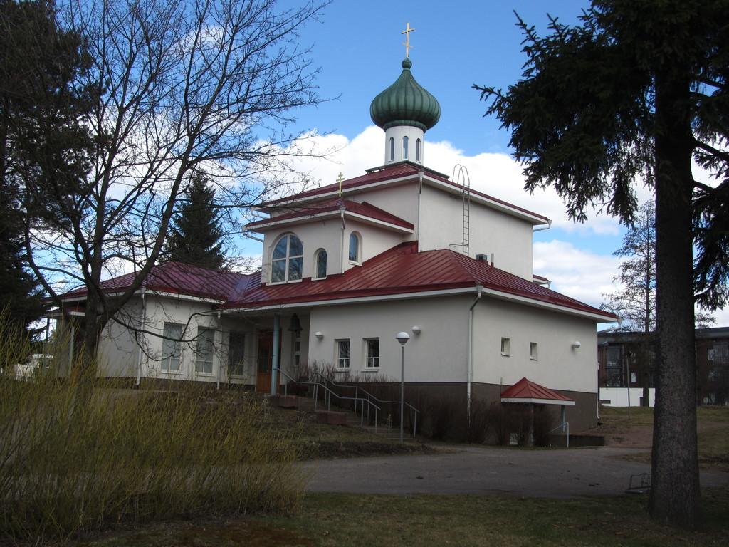 Orthodox Church by annelis