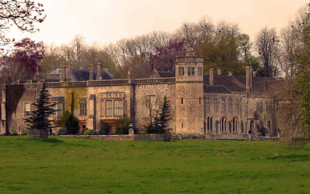 Lacock Abbey by cmp