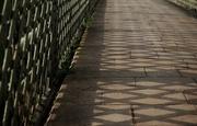 12th May 2016 - Criss-crossing along the bridge