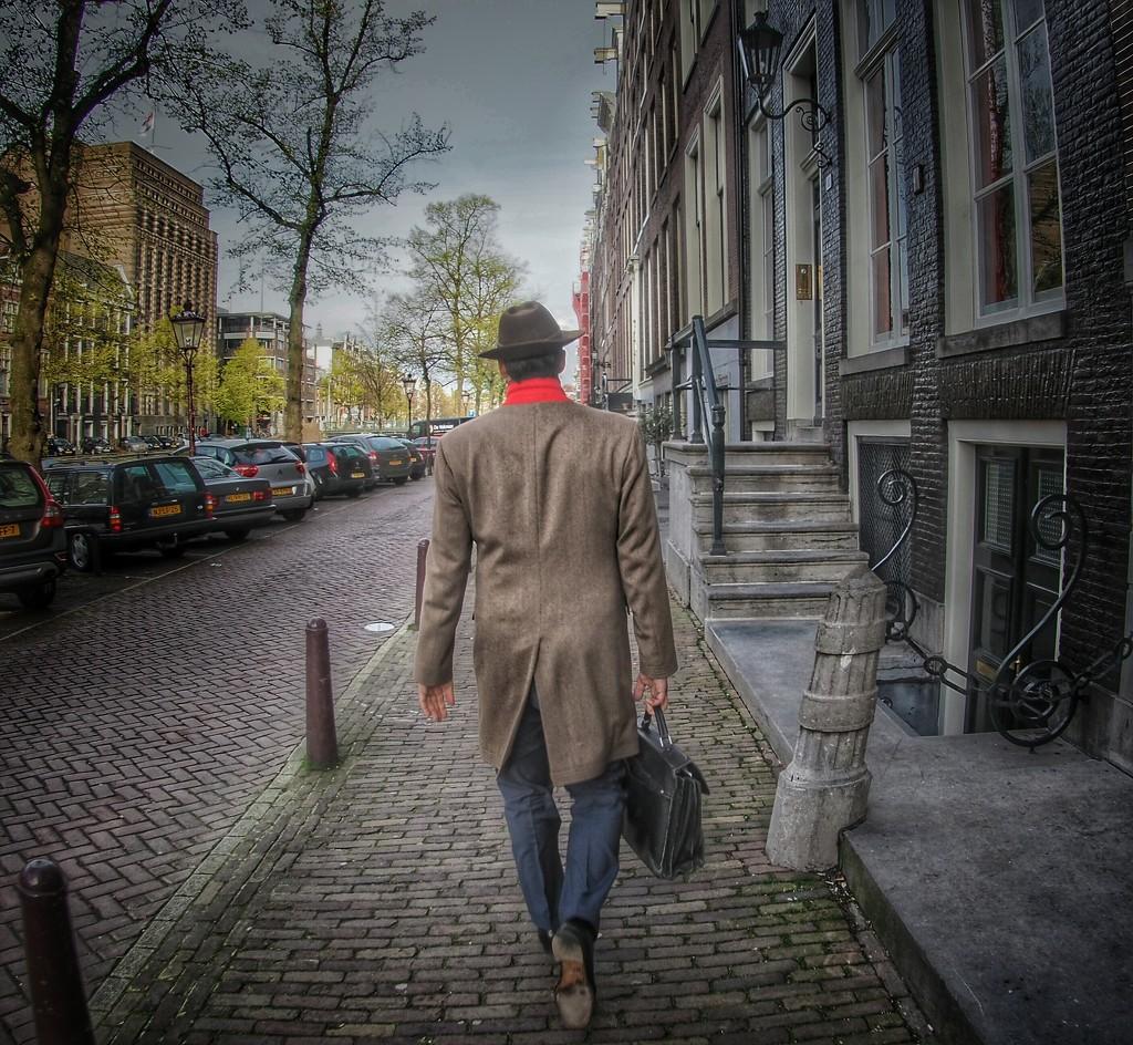 Inspector Vandermeer is on the case by jack4john