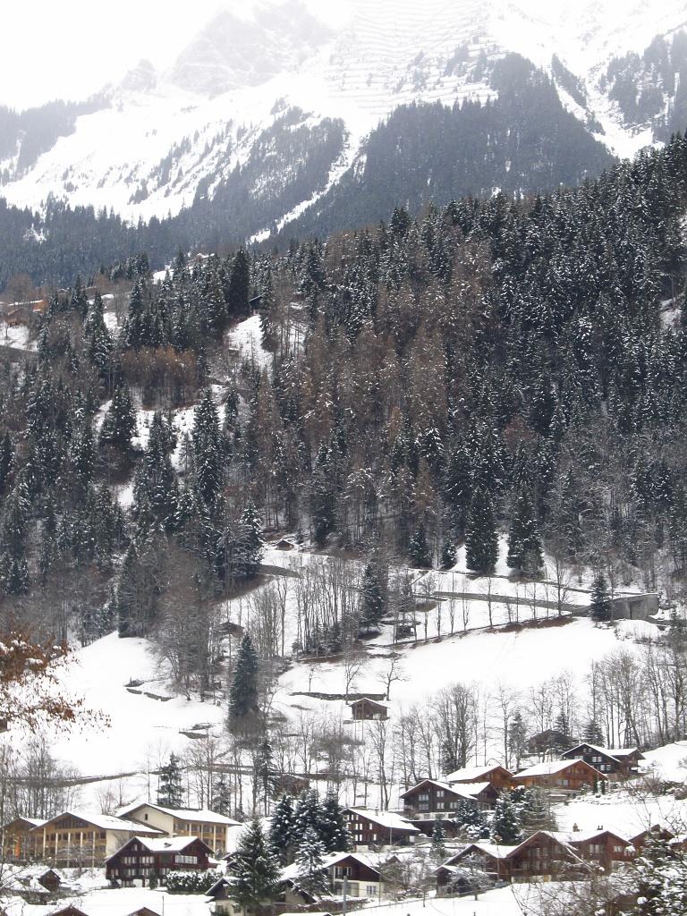 Lauterbrunnen, Switzerland by Weezilou