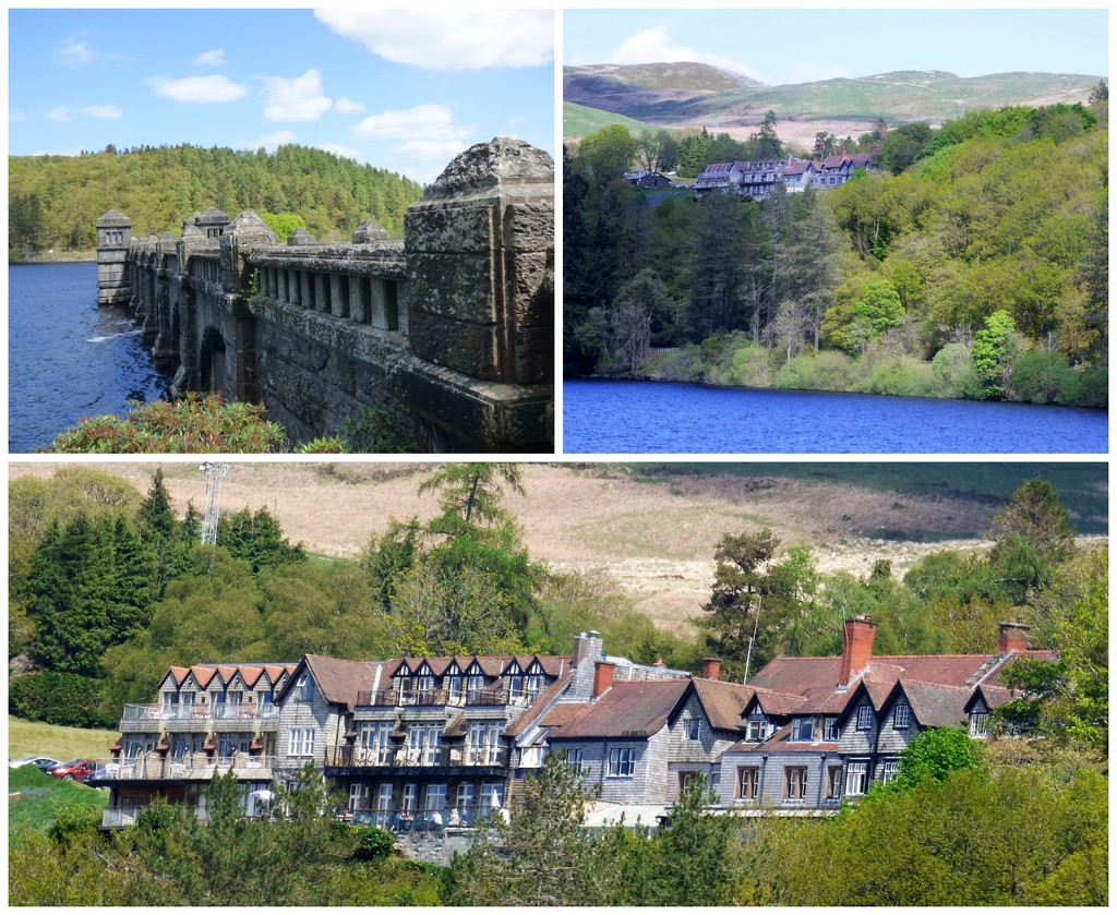 Lake Vyrnwy Hotel and Spa by beryl