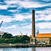 Powerhouse and Brick Chimney Stack - Cockatoo Island by annied