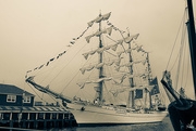 16th May 2016 - Mexican Navy tall ship The ARM Cuauhtémoc in Halifax