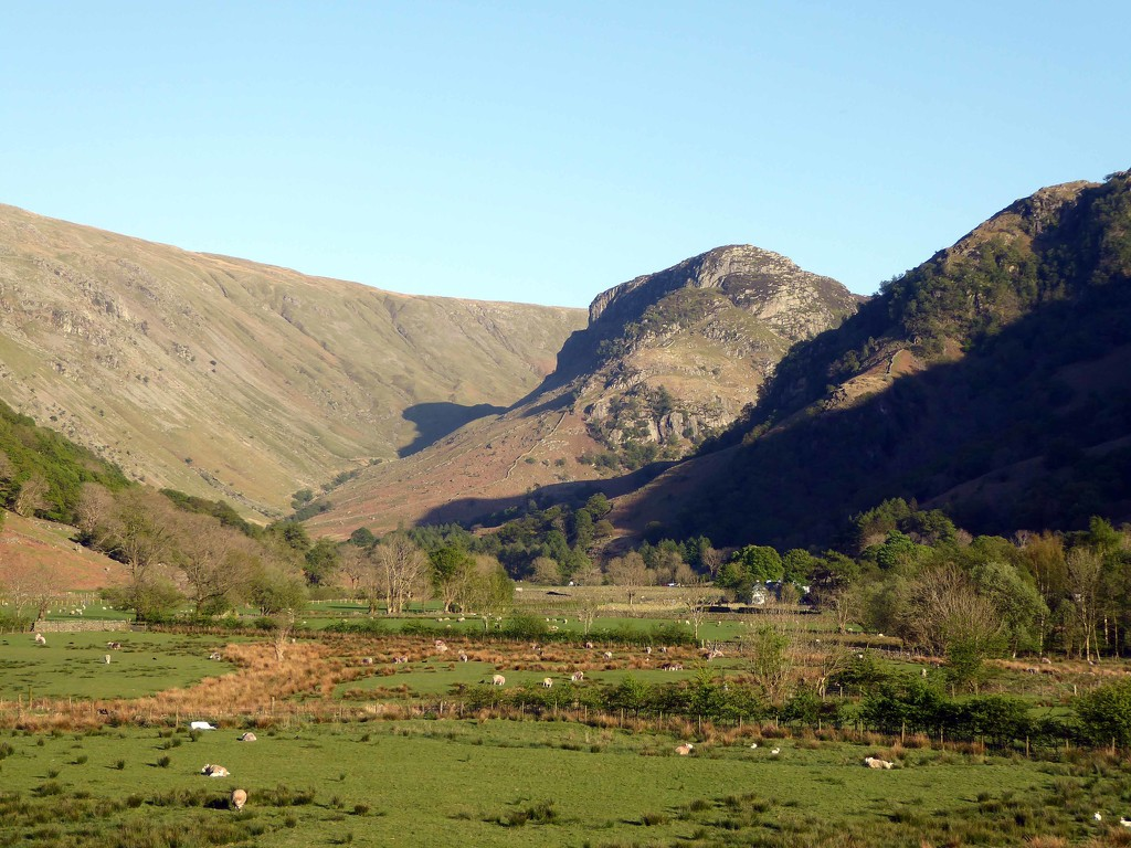 Borrowdale Fells by cmp