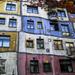 Hundertwasser House, Vienna by ivan