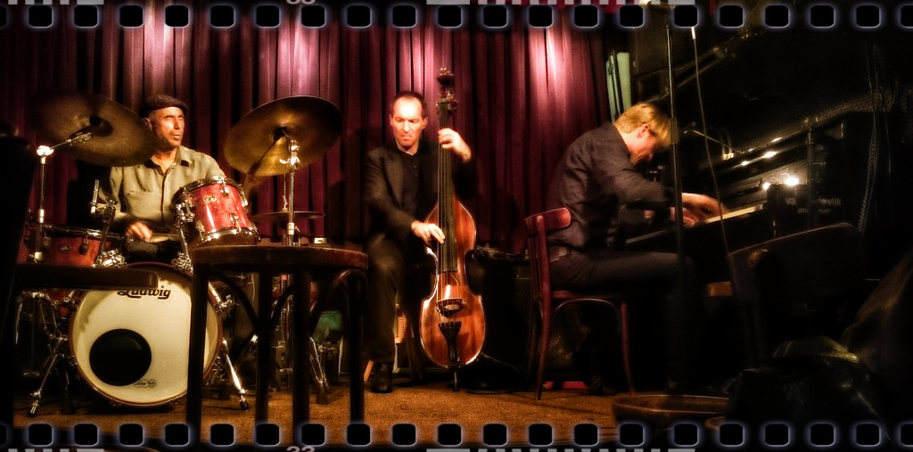The Jazz combo by jack4john