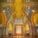 Sherborne Abbey Vertorama by pasttheirprime