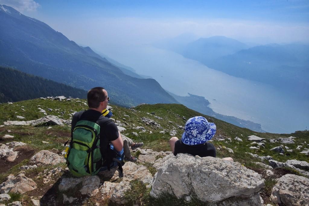 Monte Baldo, Lake Garda by vera365