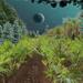 Alien Sky by teiko