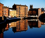 6th Dec 2010 - River Aire Reflections