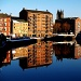 River Aire Reflections by rich57