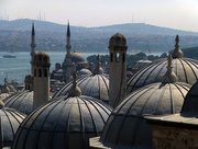24th May 2016 - Rooftops of Istanbul