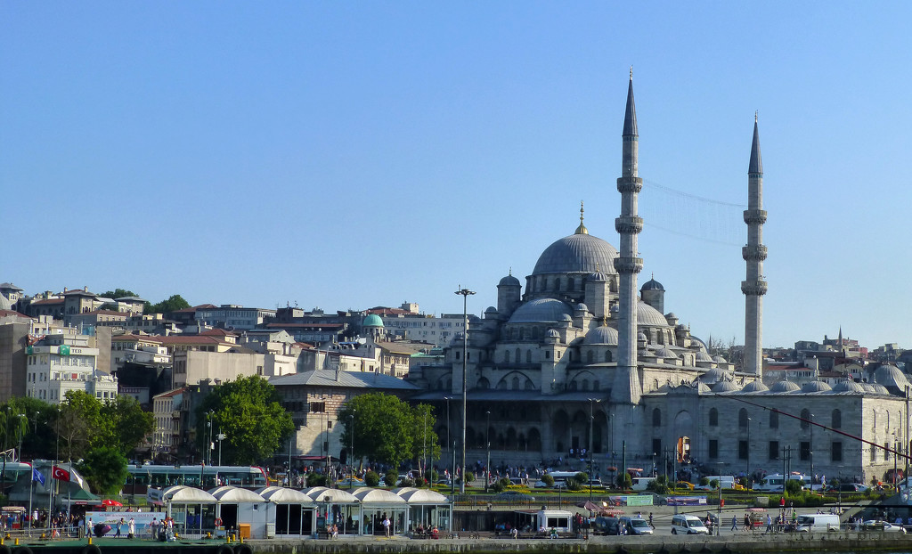 New Mosque - Istanbul by cmp
