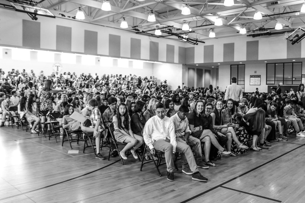 8th Grade Promotion Ceremony by darylo