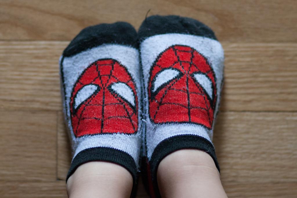 Pookie's socks 28 by egad
