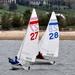 High School sailing season is over.
