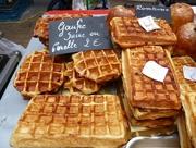 30th May 2016 - Belgian Waffles