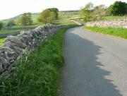 30th May 2016 - Dry stone wall shadow.