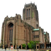 31st May 2016 - Liverpool Anglican Cathedral
