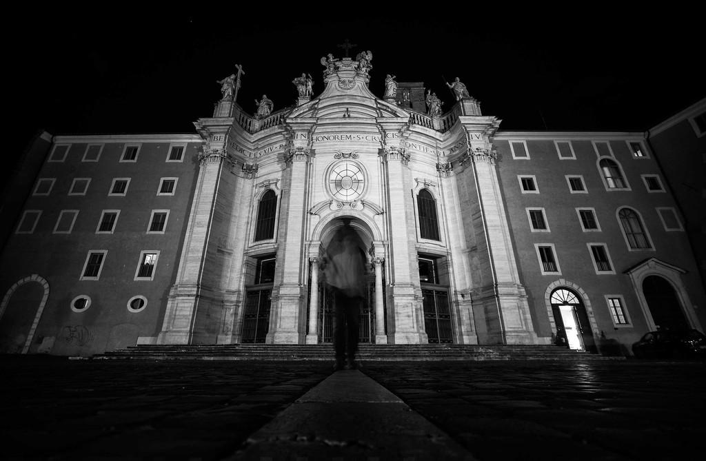 133 Night walk by domenicododaro