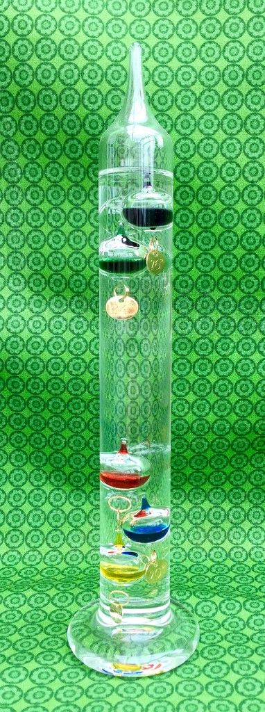 Galileo Thermometer by gillian1912