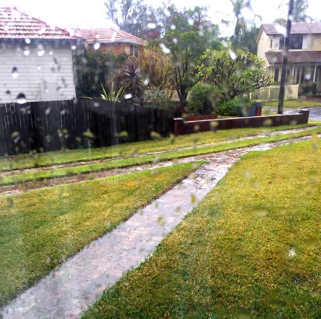 Rain, rain, rain by kjarn