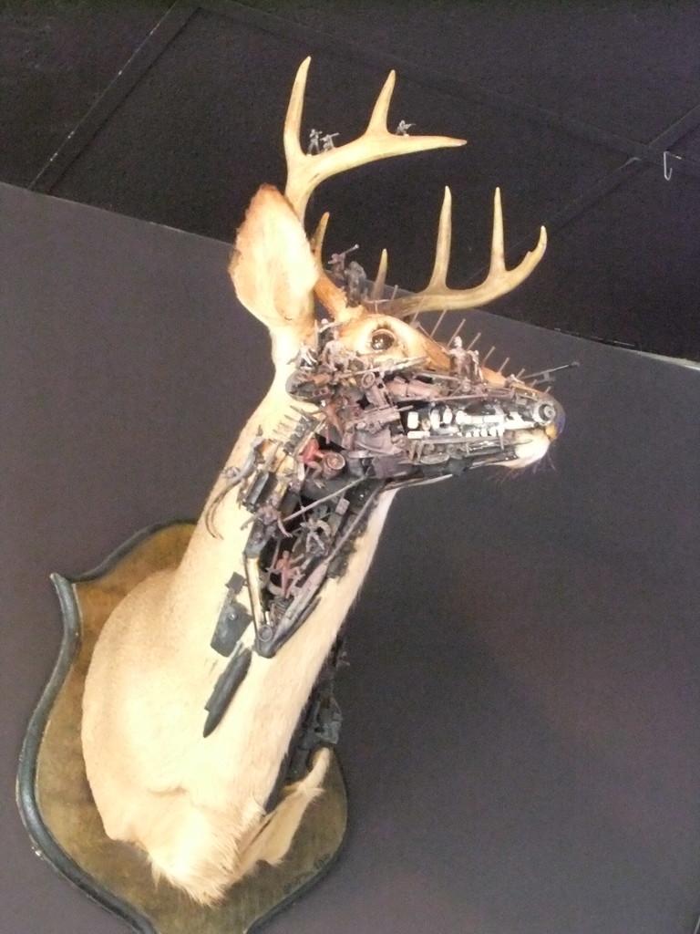 Bionic Deer  by gratitudeyear