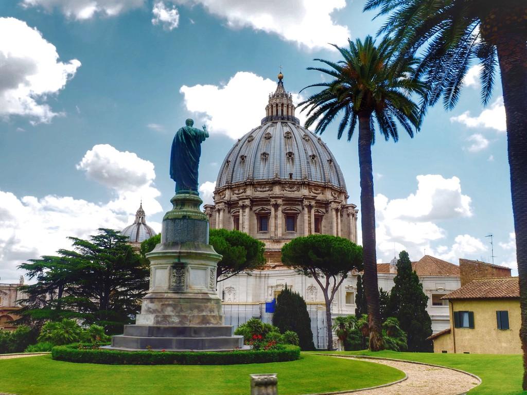 Vatican Gardens by redy4et