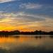 Sunset, Colonial Lake, Charleston, South Carolina on 365 Project