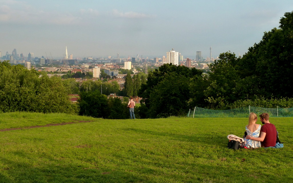 Parliament Hill view by boxplayer