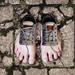 A Pair of Feet by salza