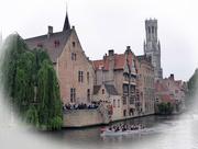 16th Jun 2016 - Canals of Bruges