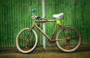 8th Jun 2016 - Working man's bike