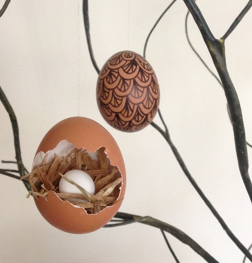 Easter Deco by sabine
