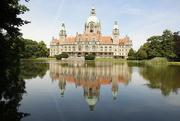 20th Jun 2016 - Hannover reflections