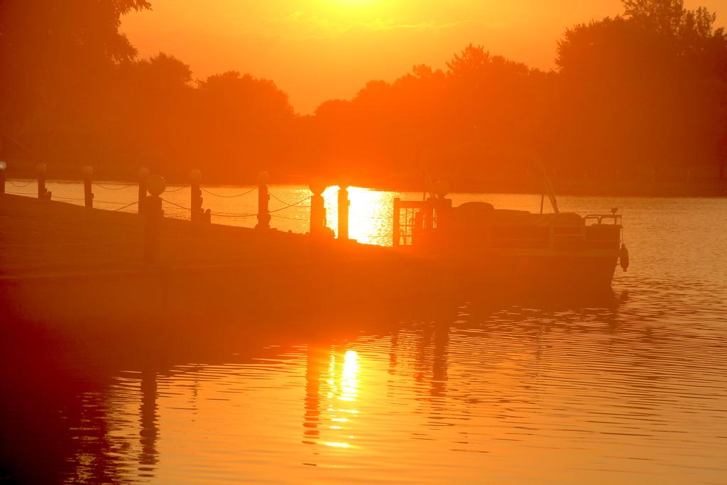 Morning light by kiwinanna