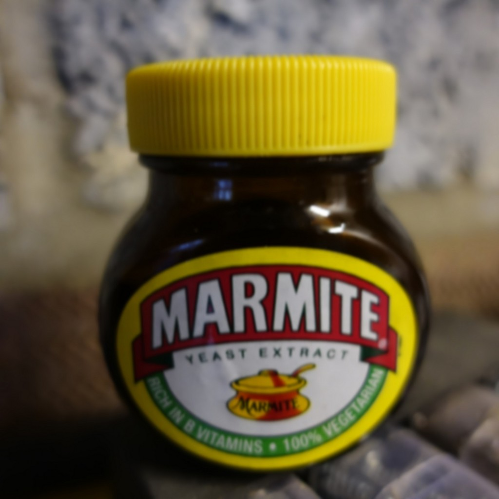 """a little marmite"".... by quietpurplehaze"