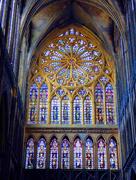 21st Jun 2016 - Metz Cathedral