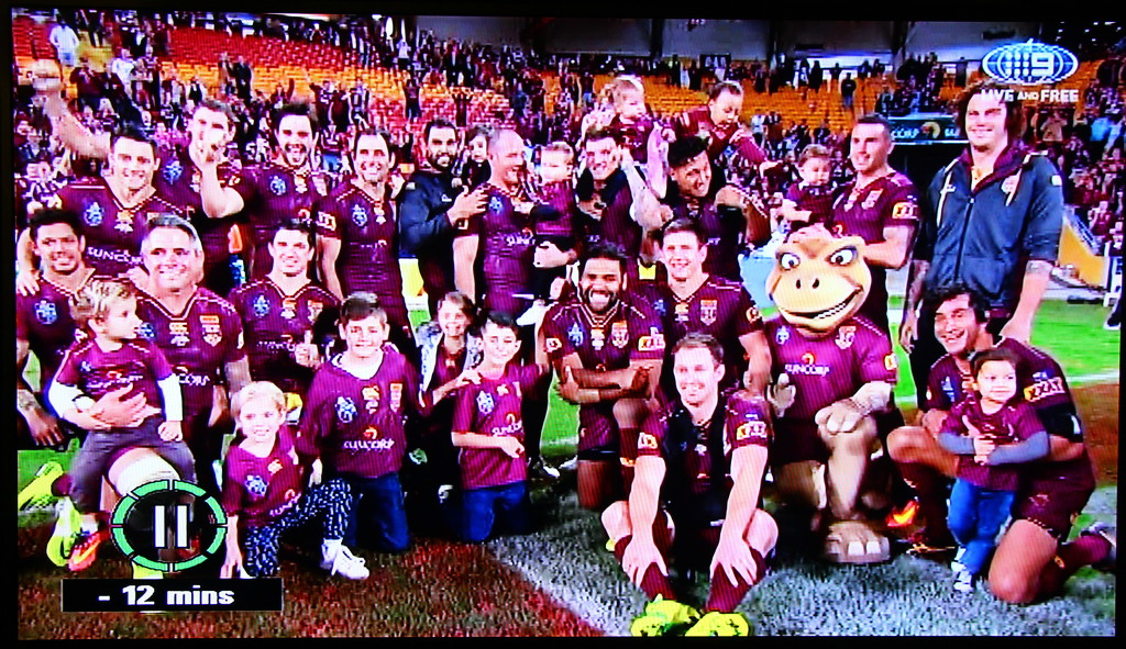 Winners Are Grinners - and Losers ?  . . . . . . . .  by terryliv