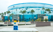 23rd Jun 2016 - (Day 131) - CJ and the Long Beach Arena