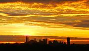 24th Jun 2016 - Brisbane City Sunrise