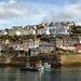 The Cliff, Mevagissey by swillinbillyflynn